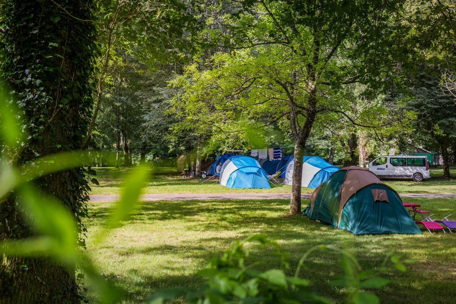 Camping Municipal de Thuries