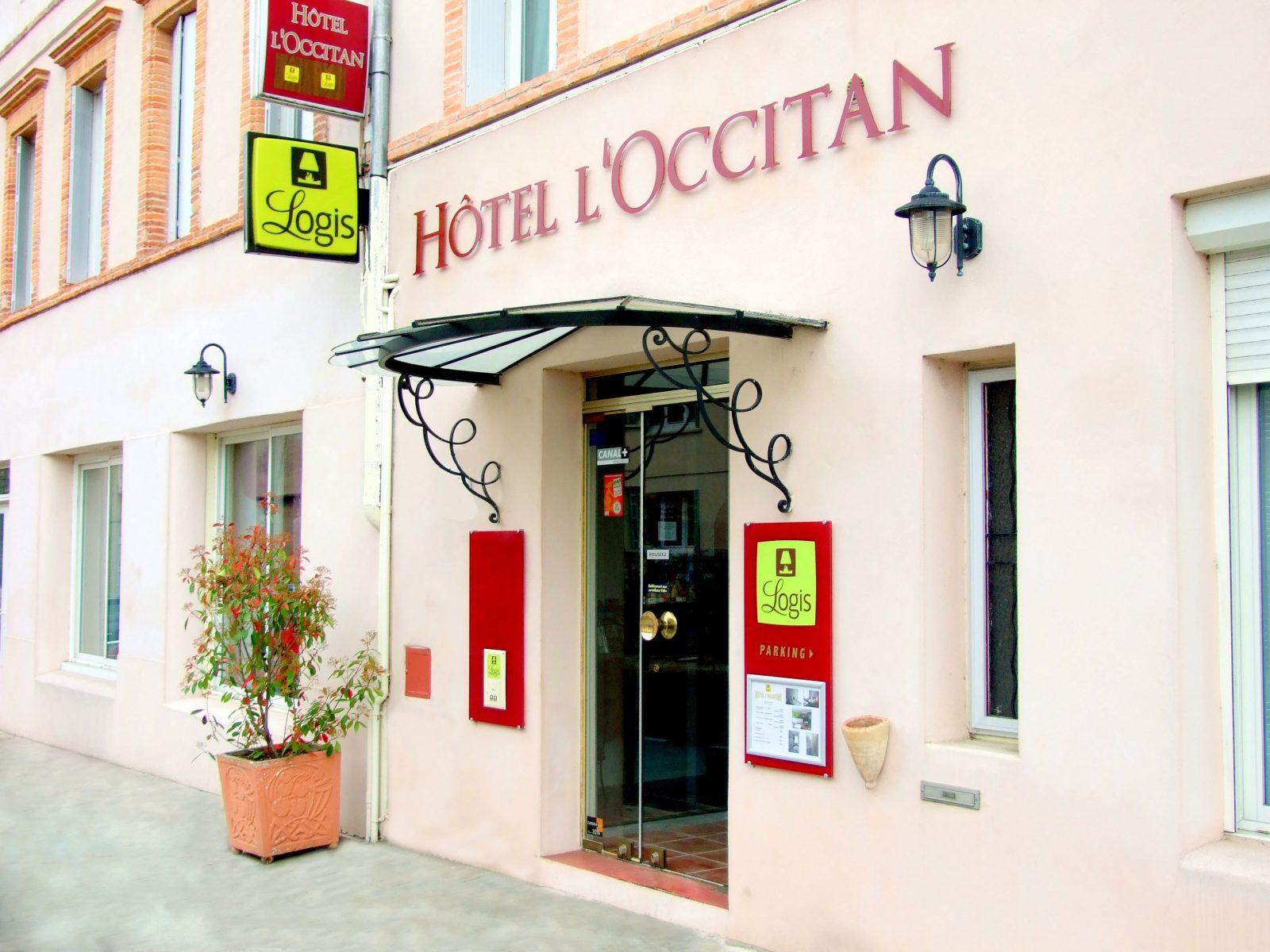 Hôtel l'Occitan